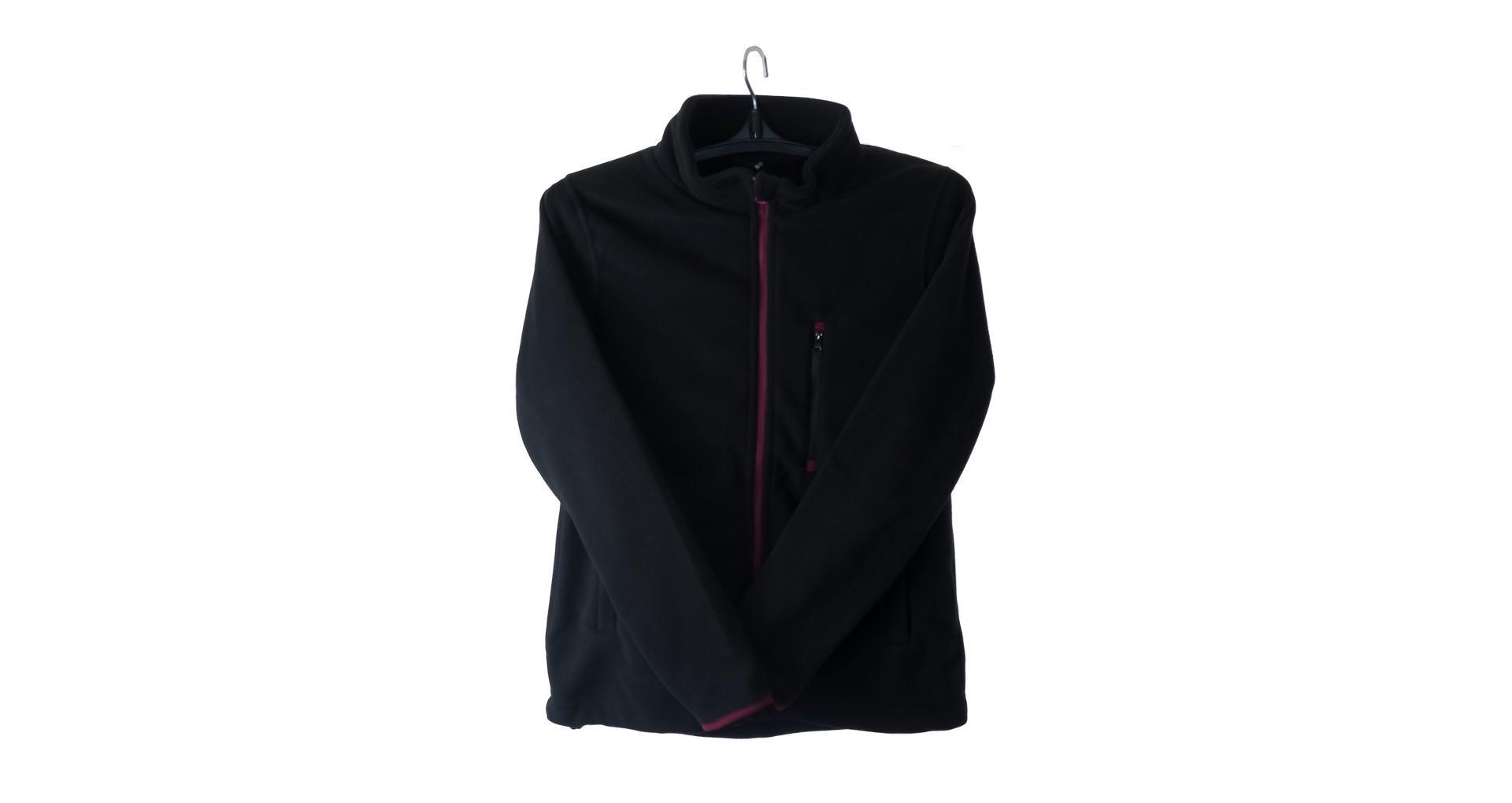 Блуза флисовая NEO - XL/42 черная 3