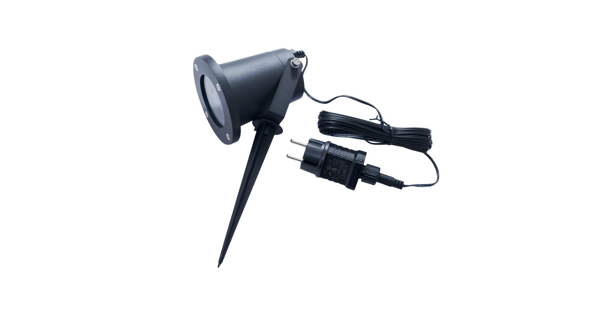 Лазерный проектор PRC - CB-0316 металл 3