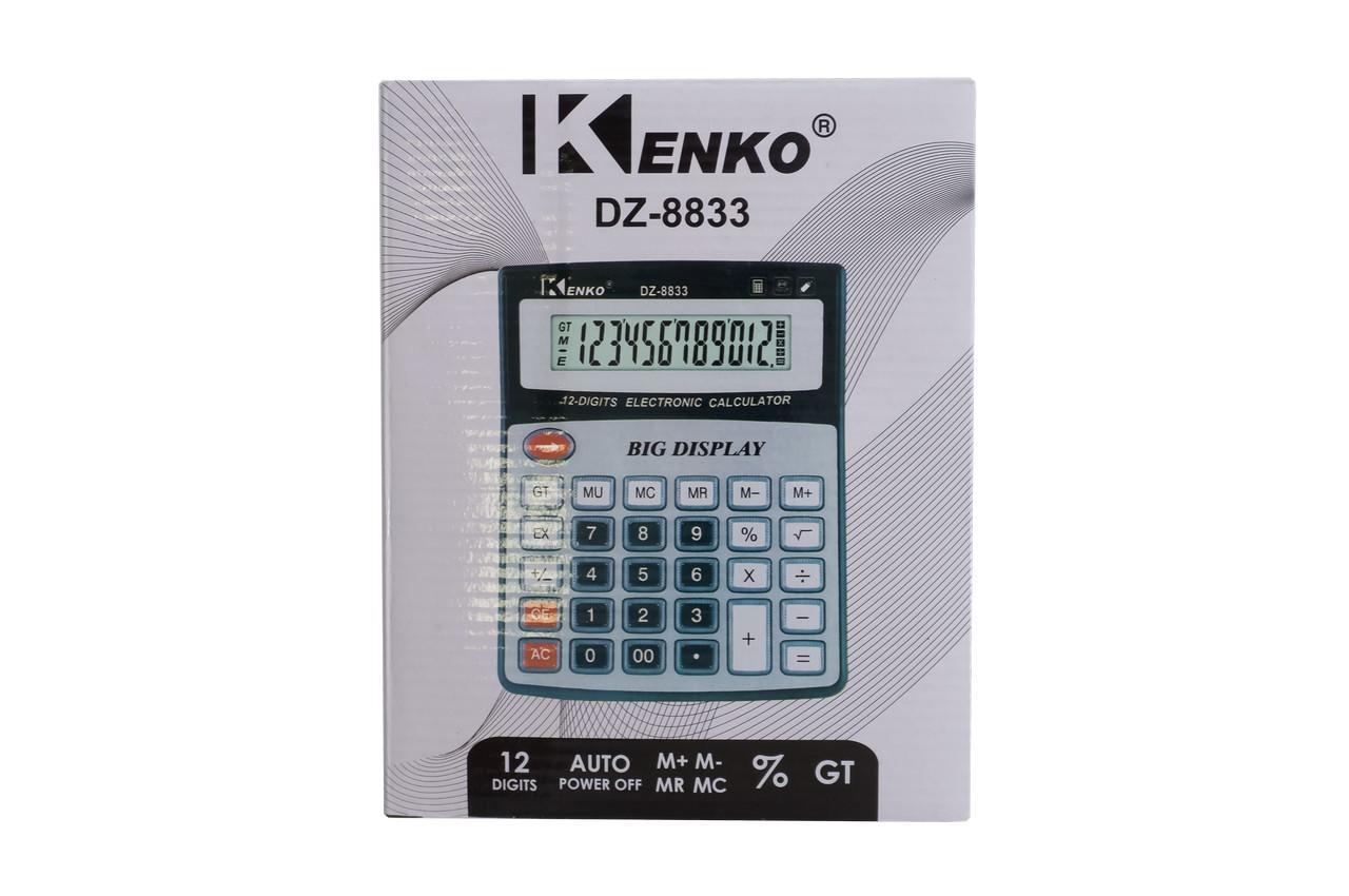 Калькулятор Kenko - DZ-8833 3