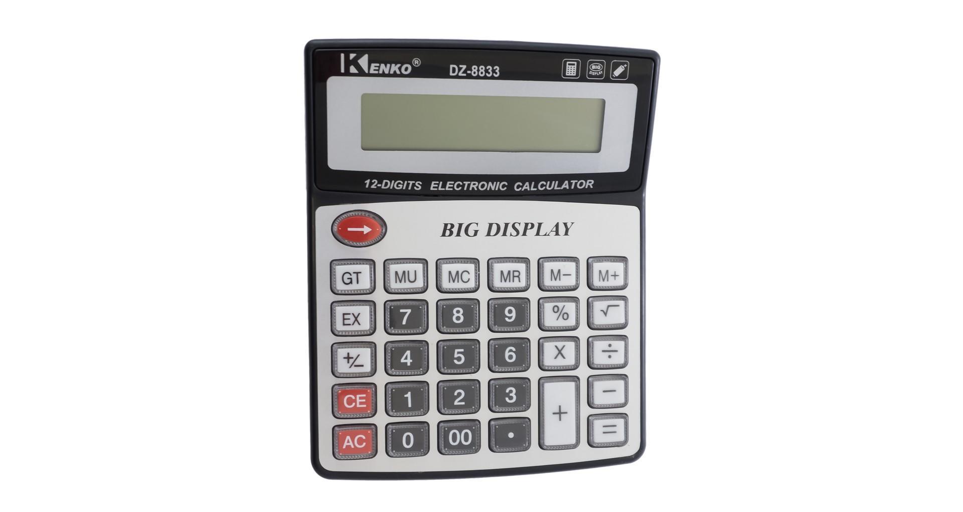 Калькулятор Kenko - DZ-8833 4