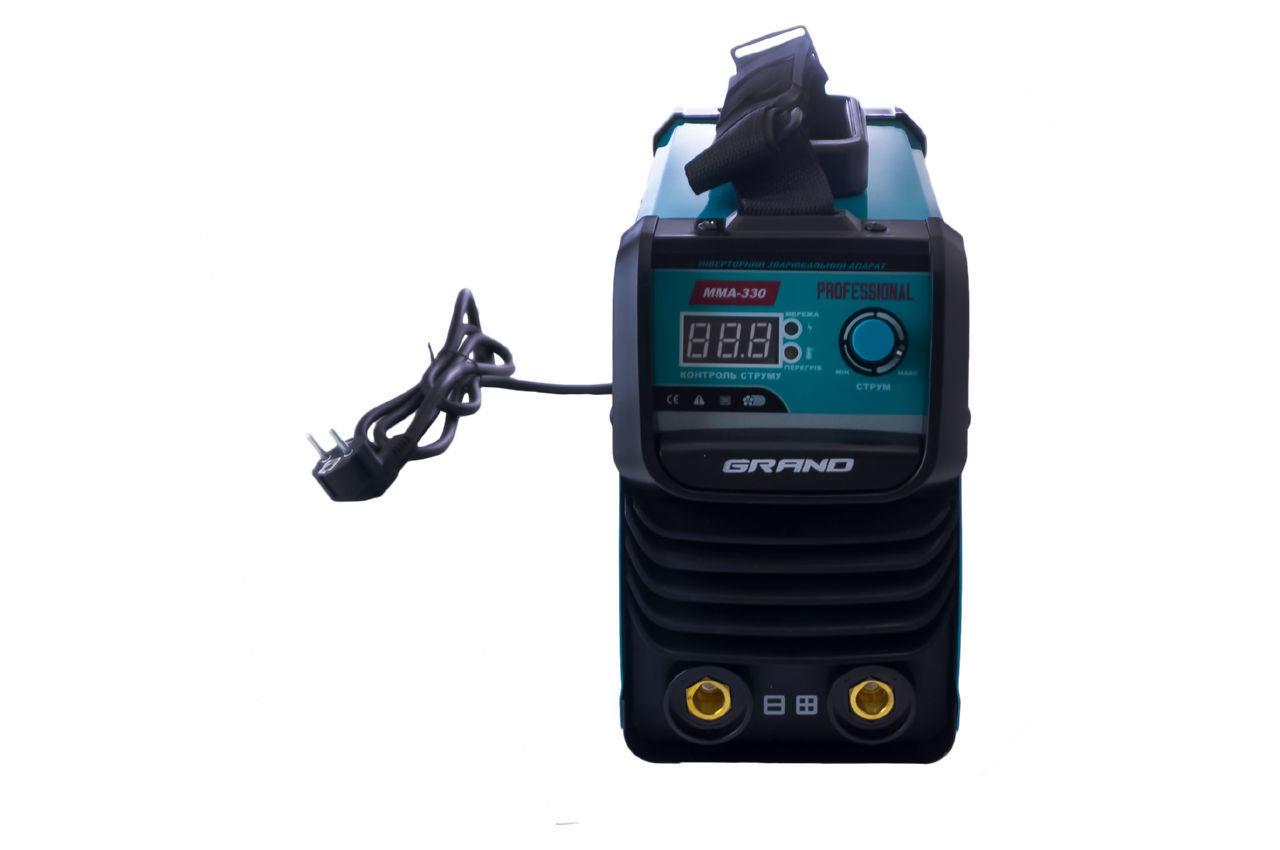 Сварочный инвертор Grand - MMA-330 Pro 2