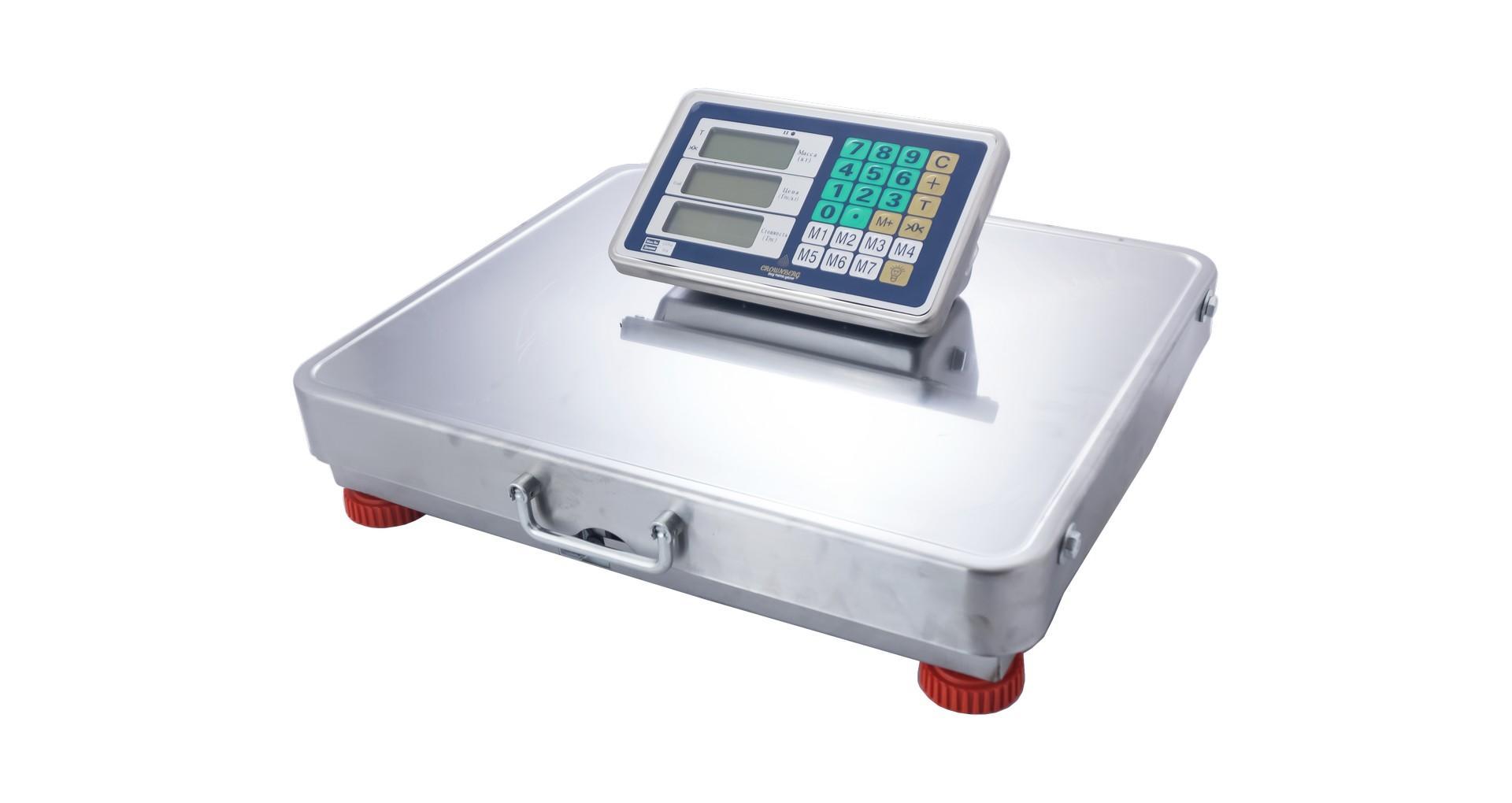 Весы торговые Crownberg - CB-350 kg 6