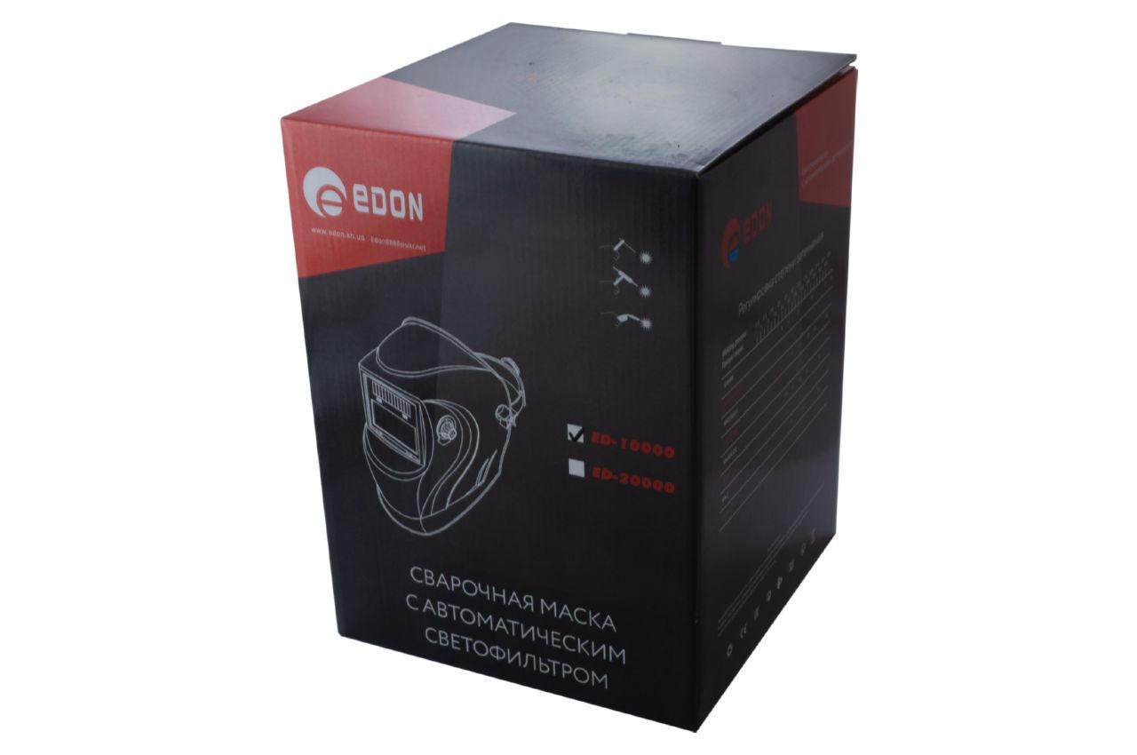 Маска сварочная Edon - ED-10000 3