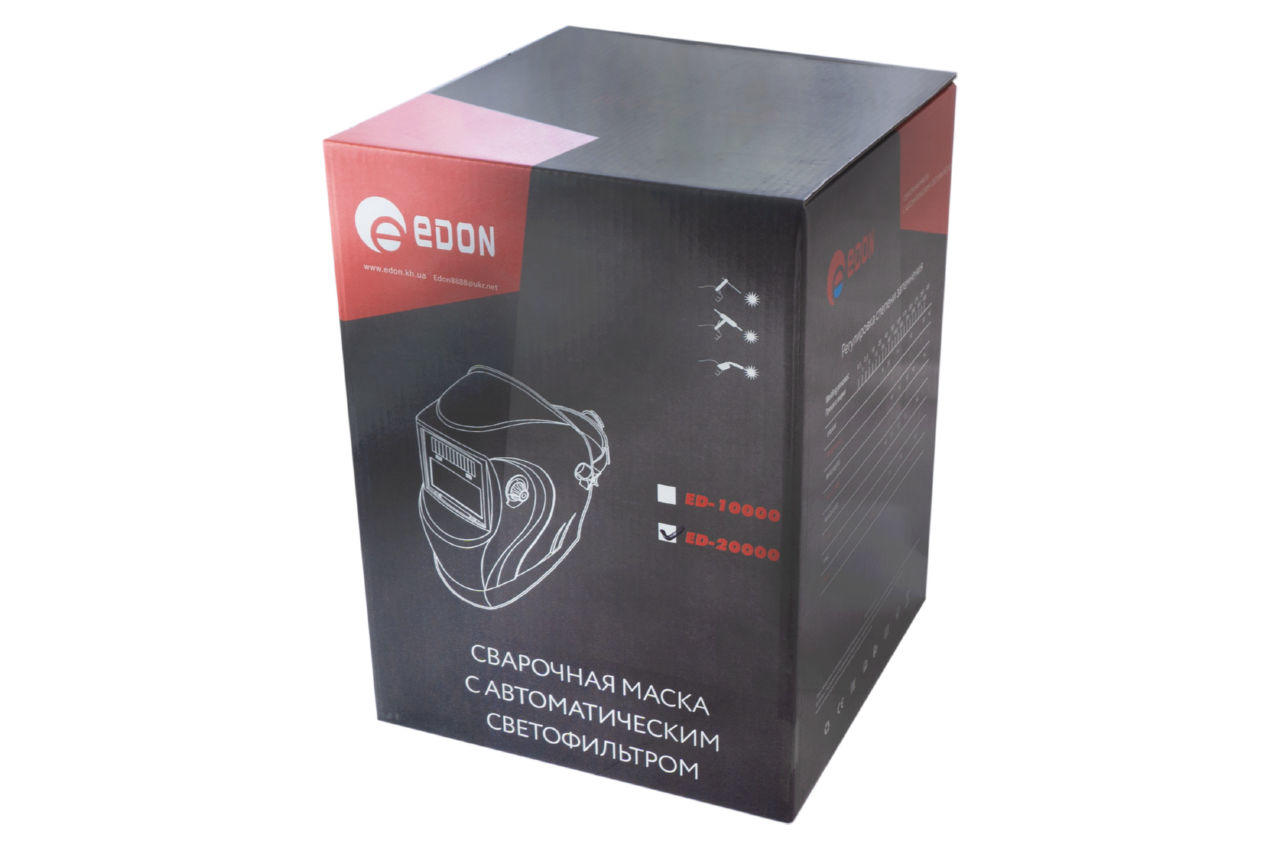 Маска сварочная Edon - ED-20000 3