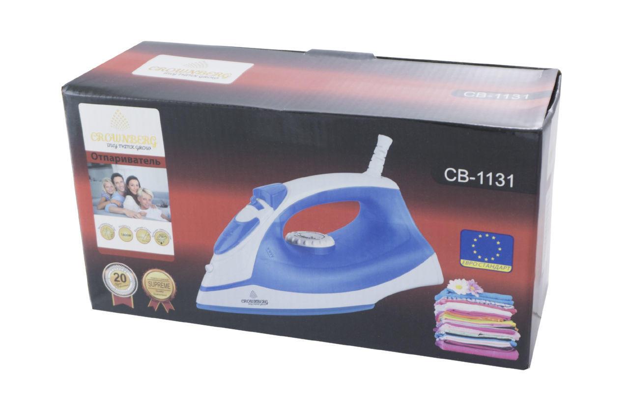 Утюг Crownberg - CB-1131 4