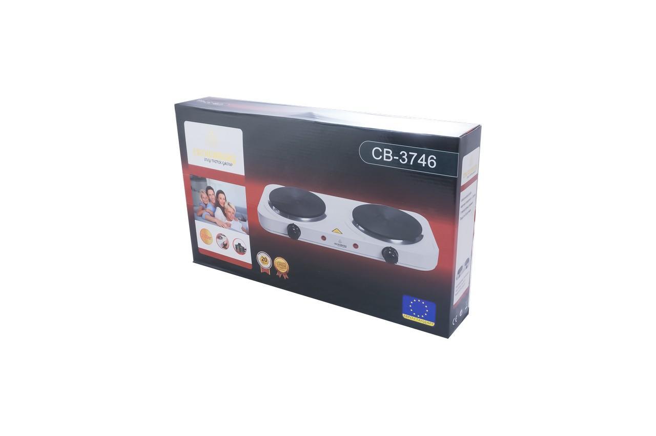 Плита электрическая Crownberg - CB-3746 4