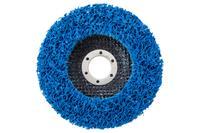 Вспененный абразив синтетический на платформе Pilim - 125 x 10 мм синий