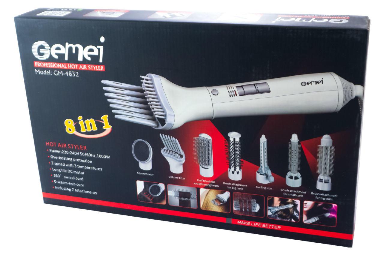 Фен-стайлер Gemei - GM-4832 4