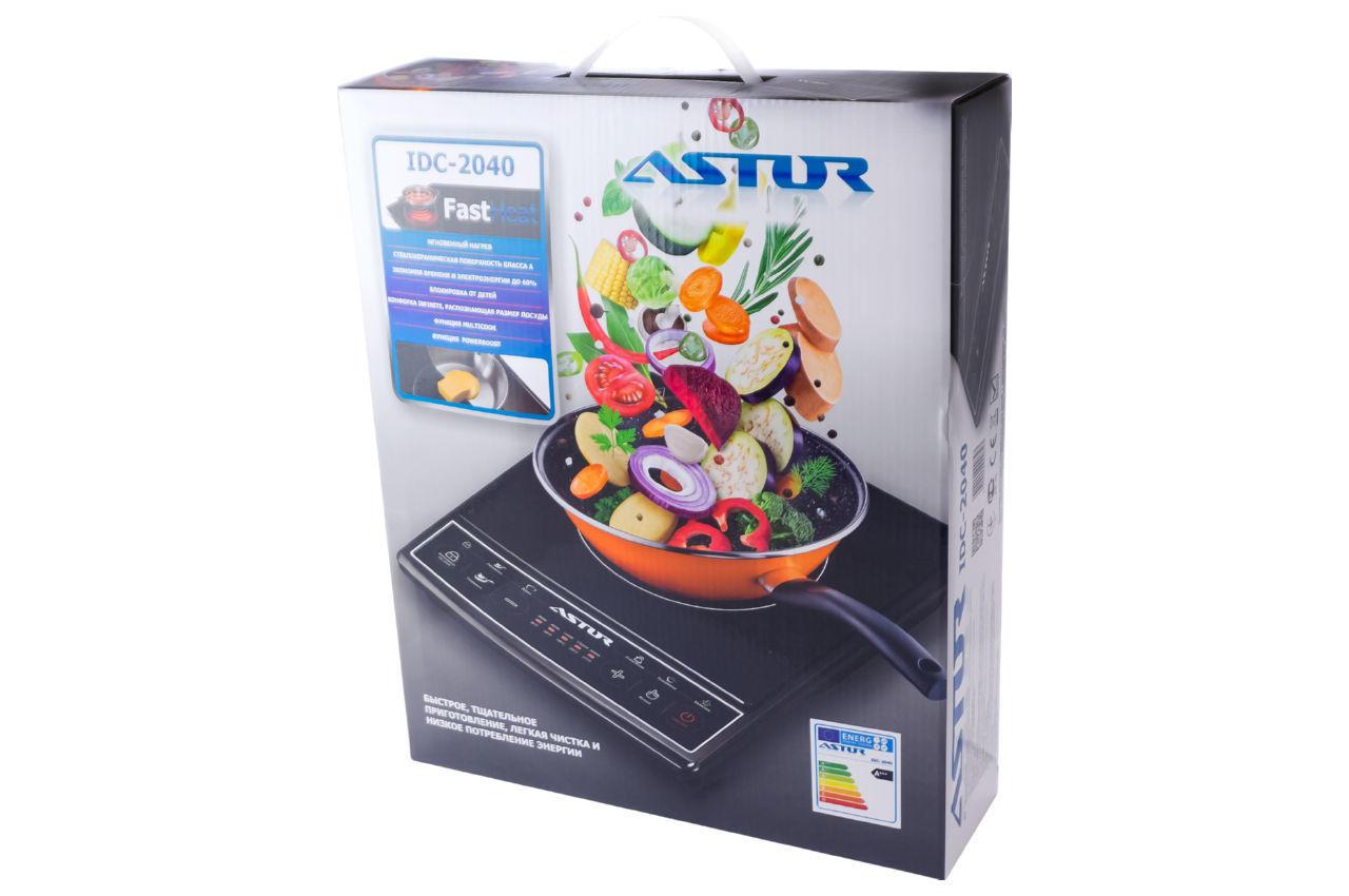 Плита индукционная Astor - IDC-2040 3