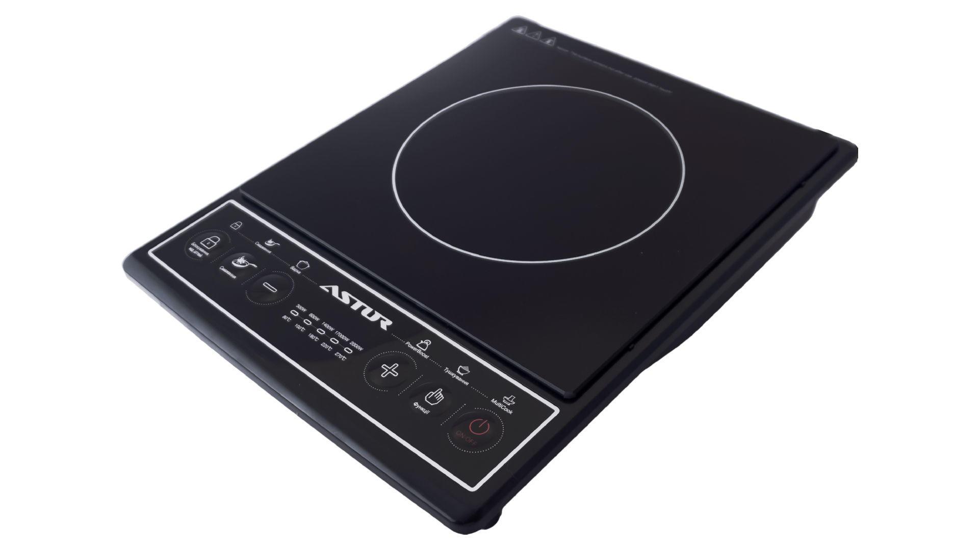 Плита индукционная Astor - IDC-2040 4