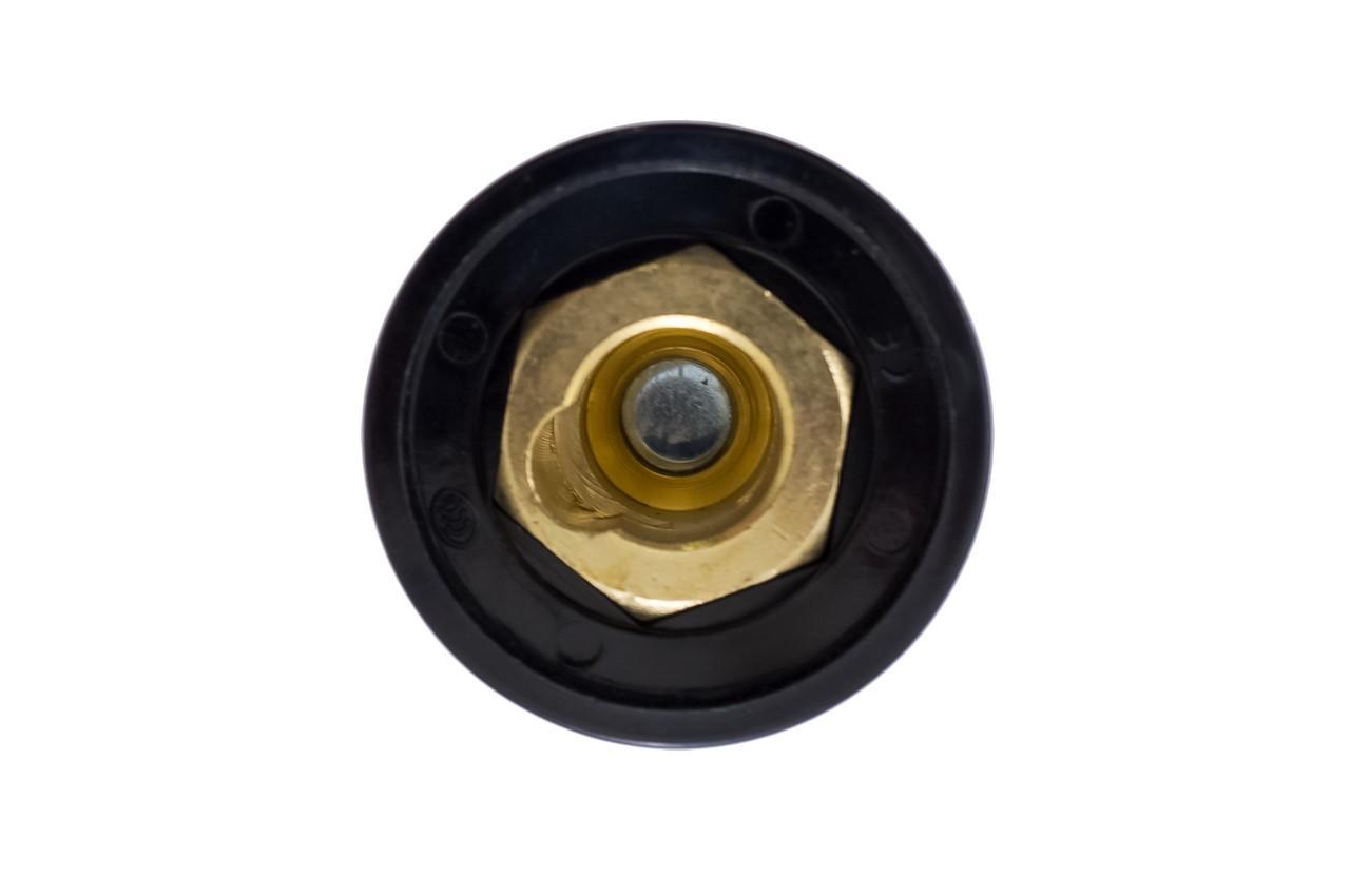 Штуцер для сварочного аппарата Рамболд -13 мм (мама) 3
