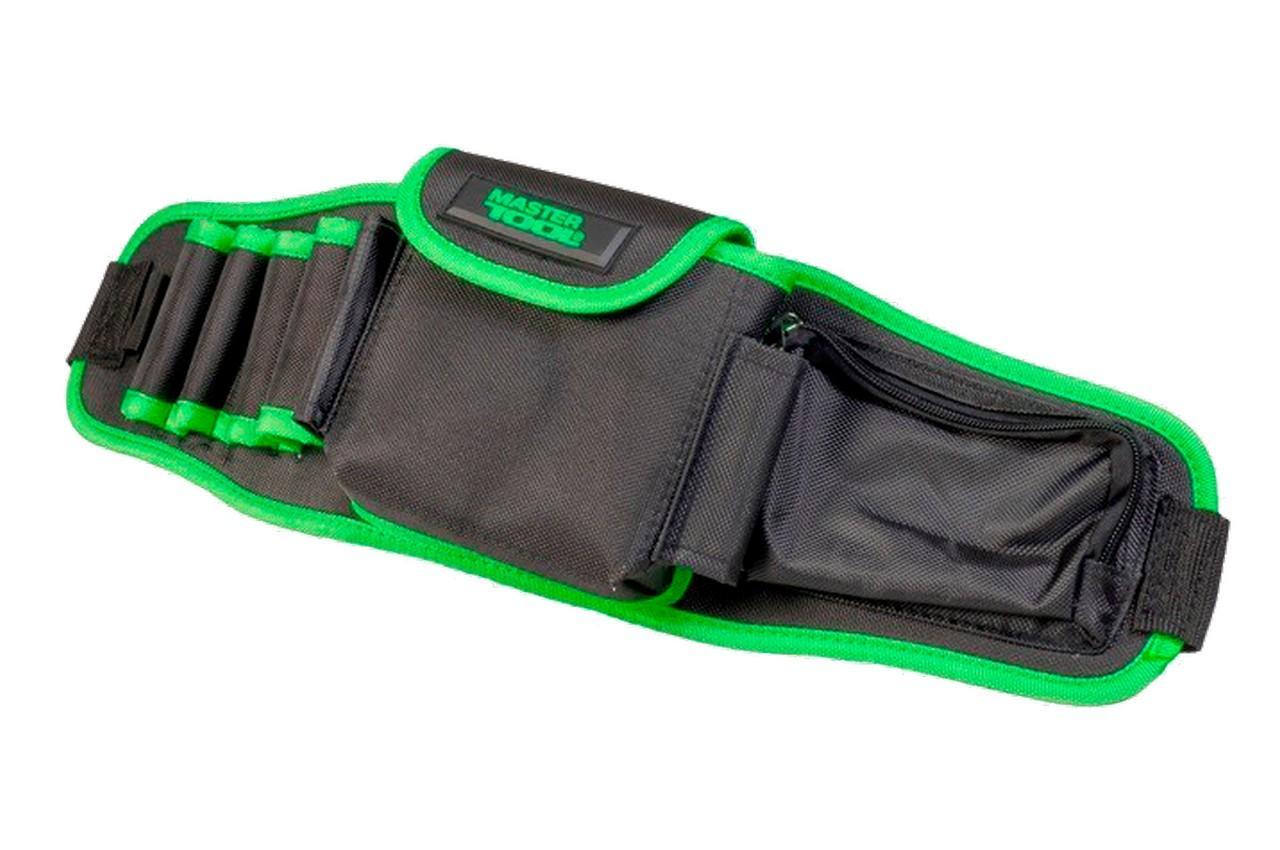 Сумка-пояс для инструмента Mastertool - 9 карманов 1