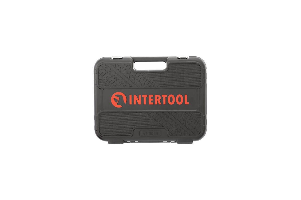 Набор инструмента Intertool - 1/2 56 ед. Storm 5