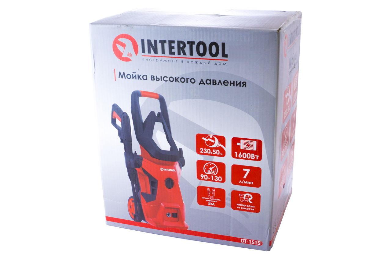 Мойка высокого давления Intertool - 7 л/мин x 90-130 бар 5