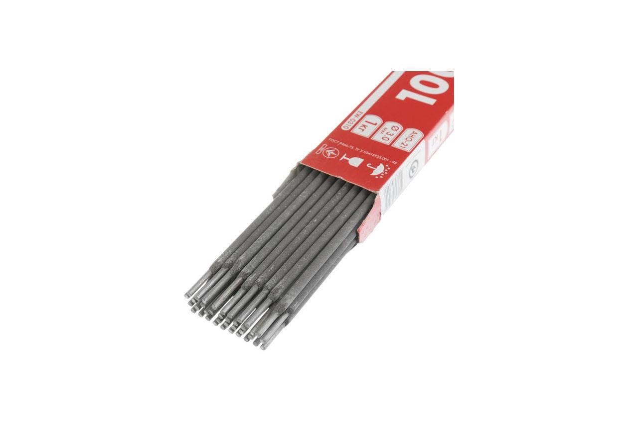 Электроды сварочные Intertool - 3 мм x 1 кг АНО-21 4