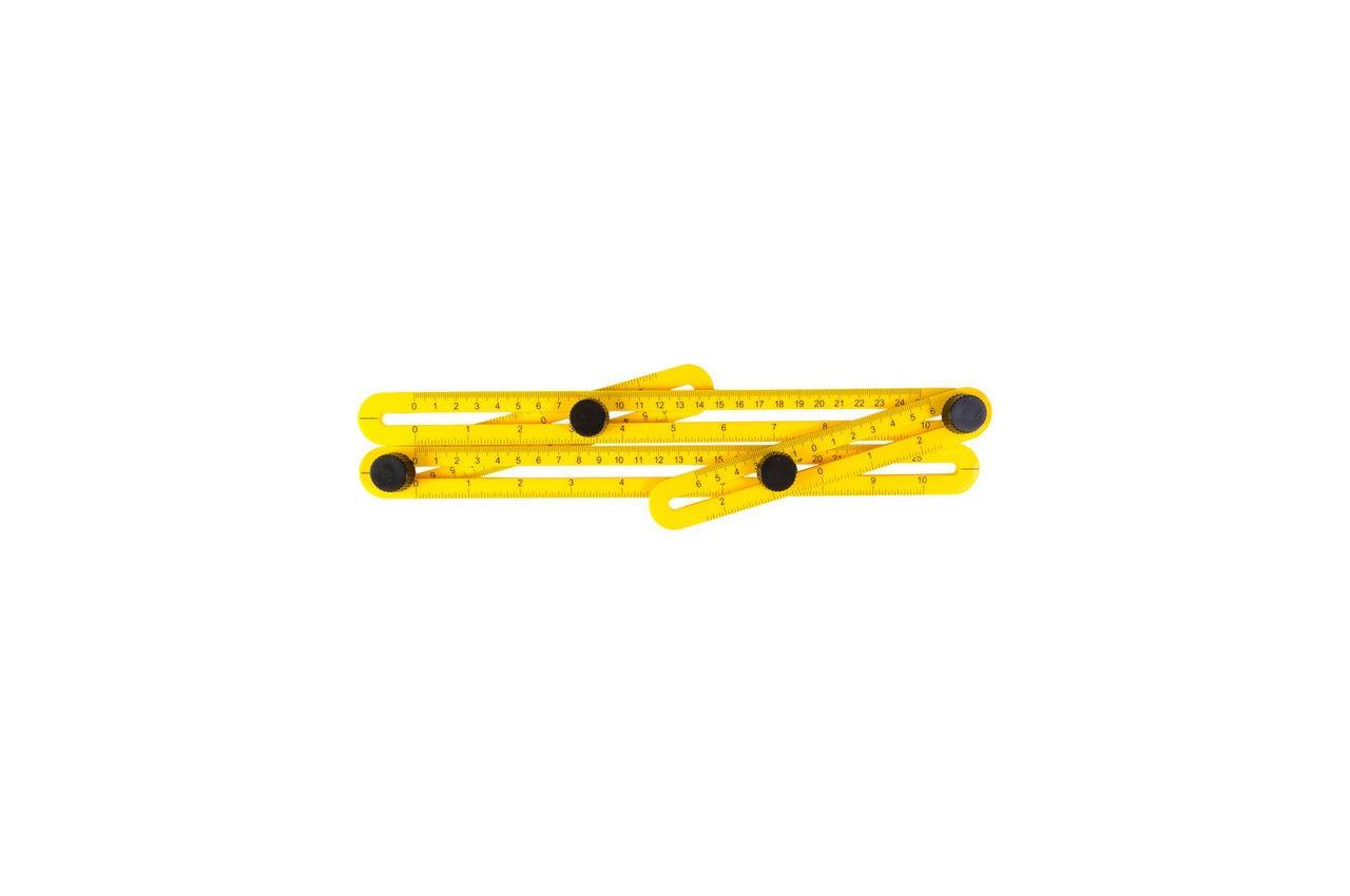 Шаблометр Mastertool - 250 x 120 мм 6