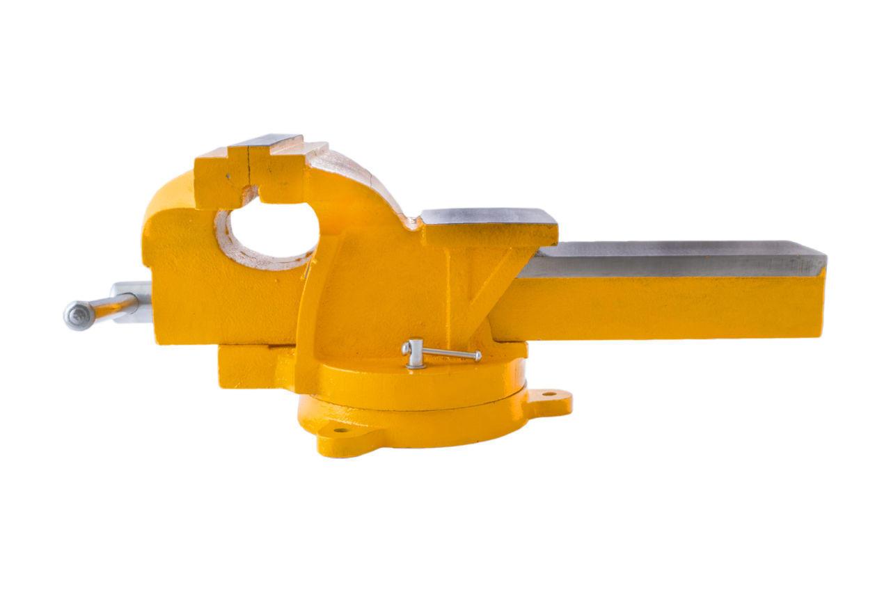 Тиски поворотные Mastertool - 200 мм 1