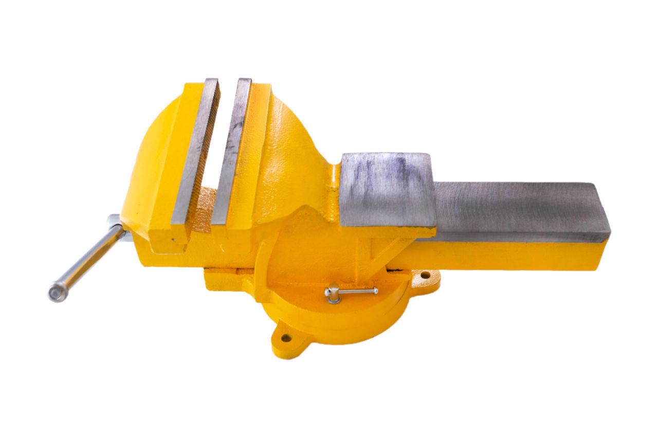 Тиски поворотные Mastertool - 200 мм 2