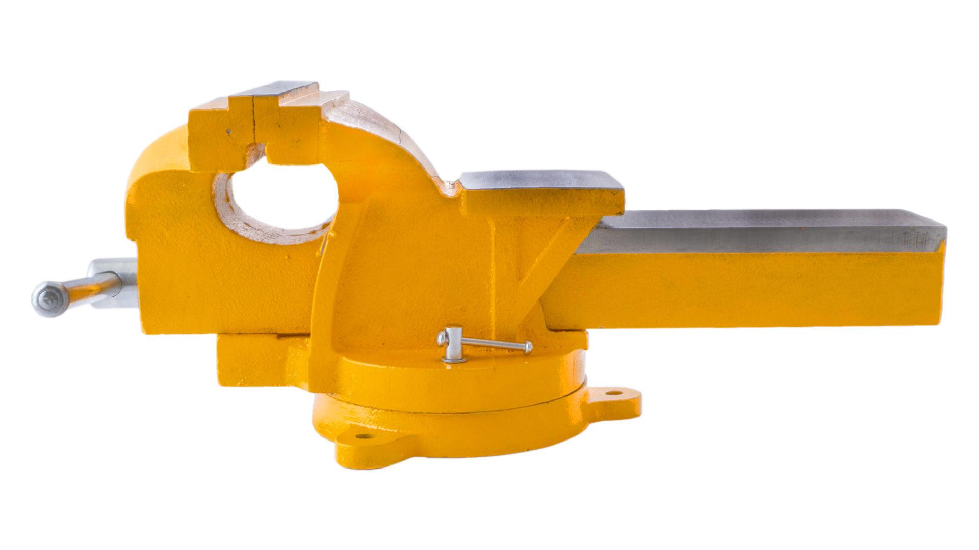 Тиски поворотные Mastertool - 200 мм 5