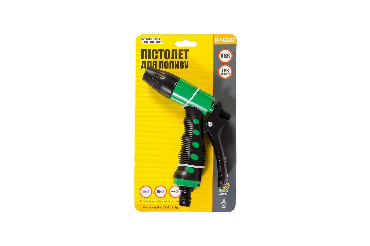 Пистоле для полива Mastertool - 1/2 с регулировкой потока PRO 5