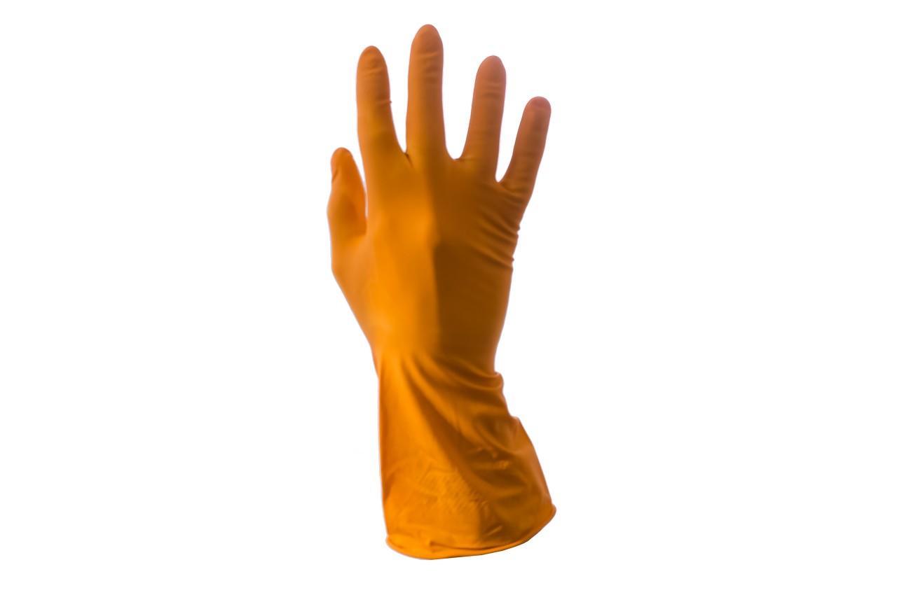 Перчатки Алиско - резиновые S 1