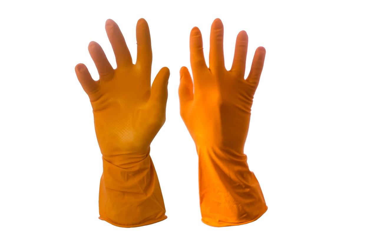 Перчатки Алиско - резиновые S 3