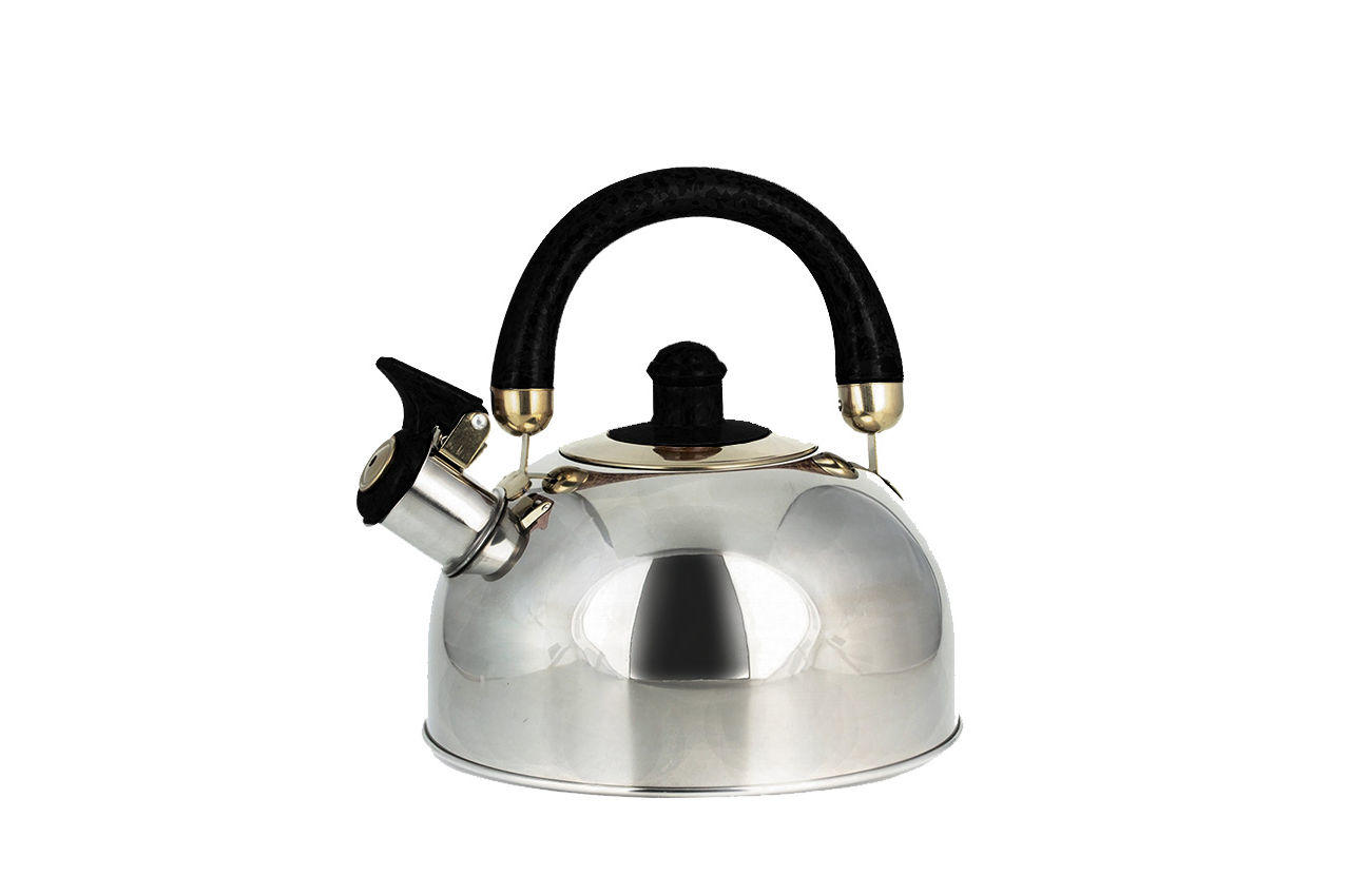 Чайник нержавеющий Basic - 2,5 л MR-1300 2