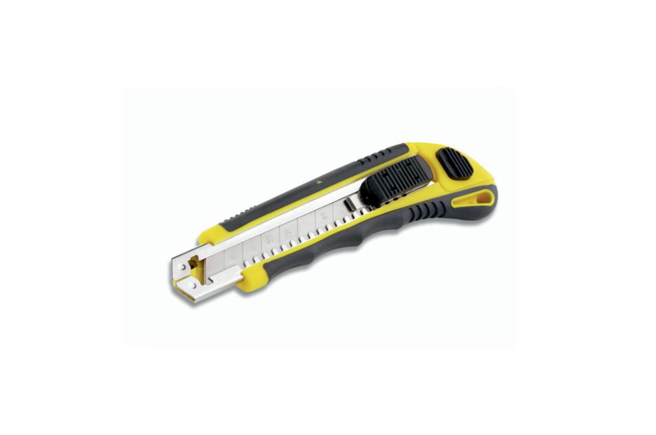 Нож Сила - 9 мм прорезиненный 1