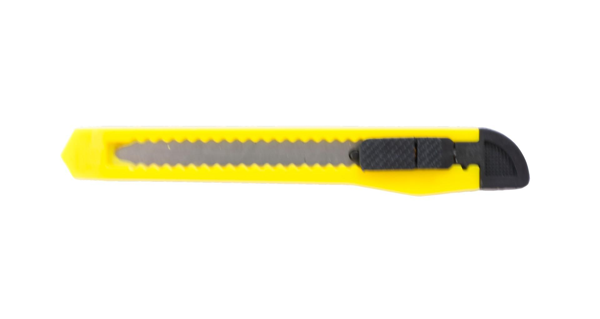 Нож Сила - 9 мм прорезиненный 5