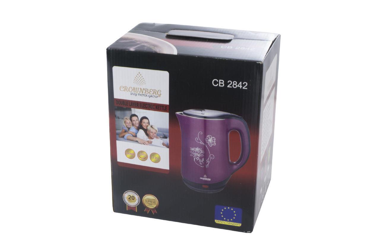 Электрочайник Crownberg - CB-2842 A 3