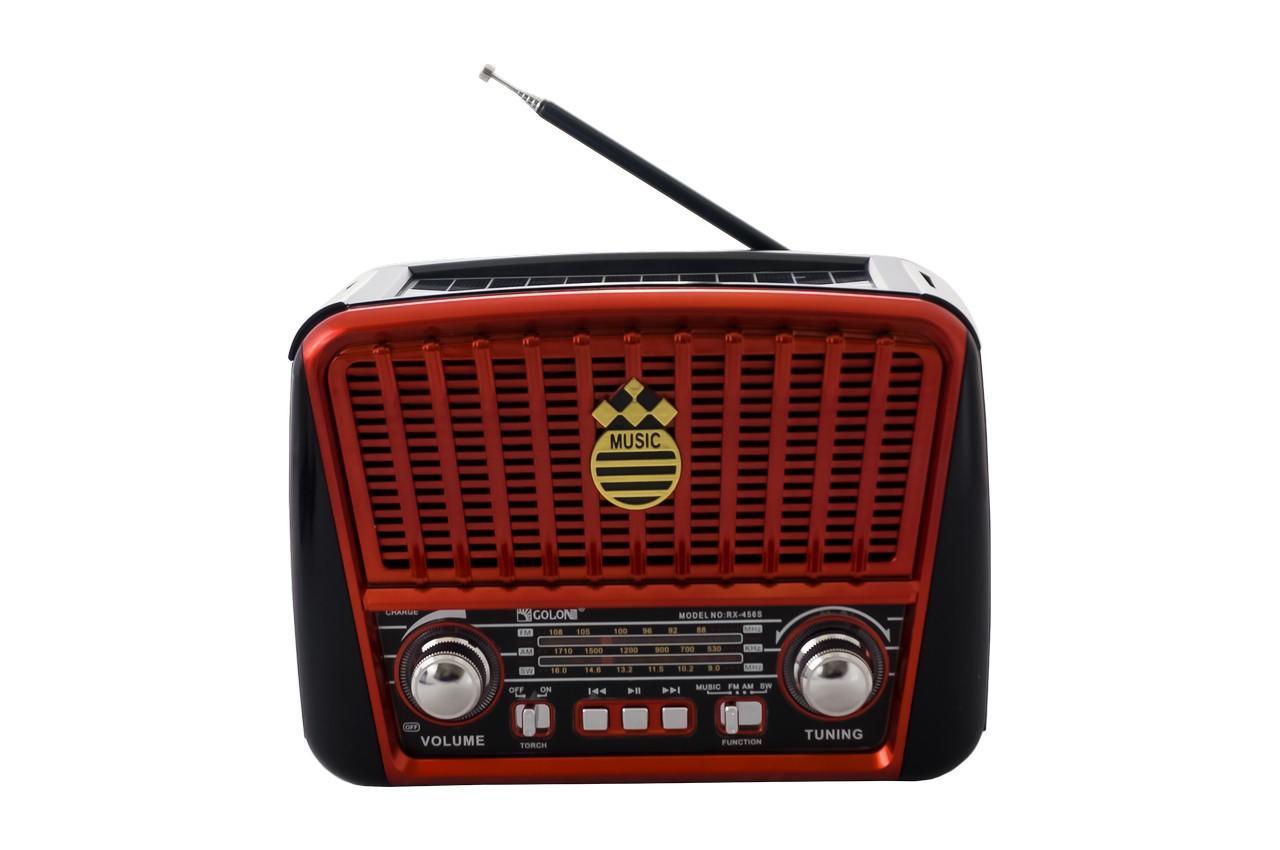 Радиоприемник Golon - RX-456 S 1