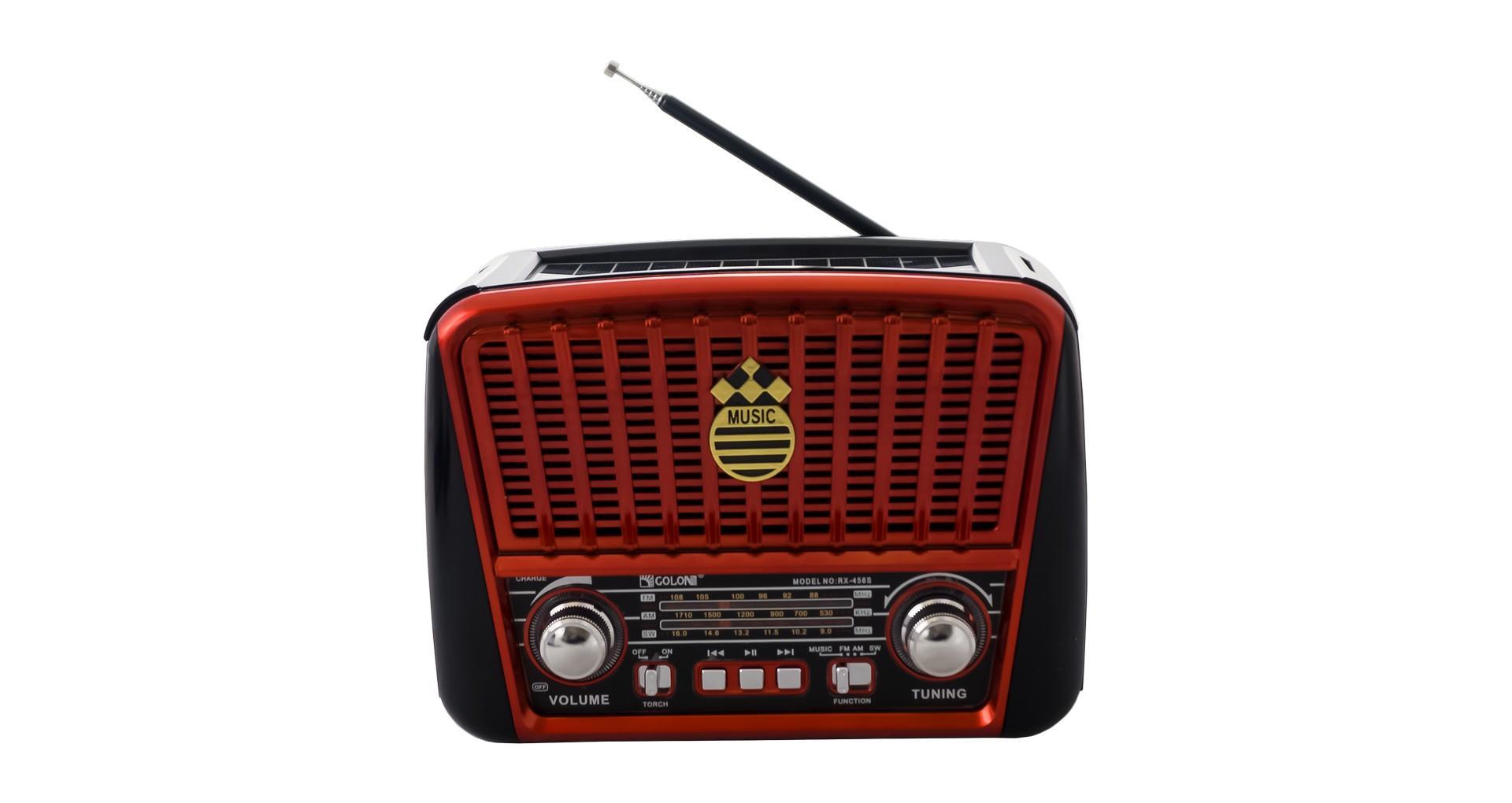 Радиоприемник Golon - RX-456 S 5