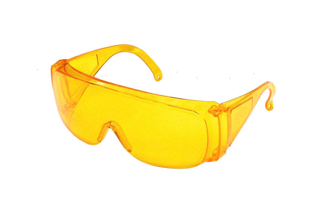 Очки защитные Mastertool - озон желтые 1