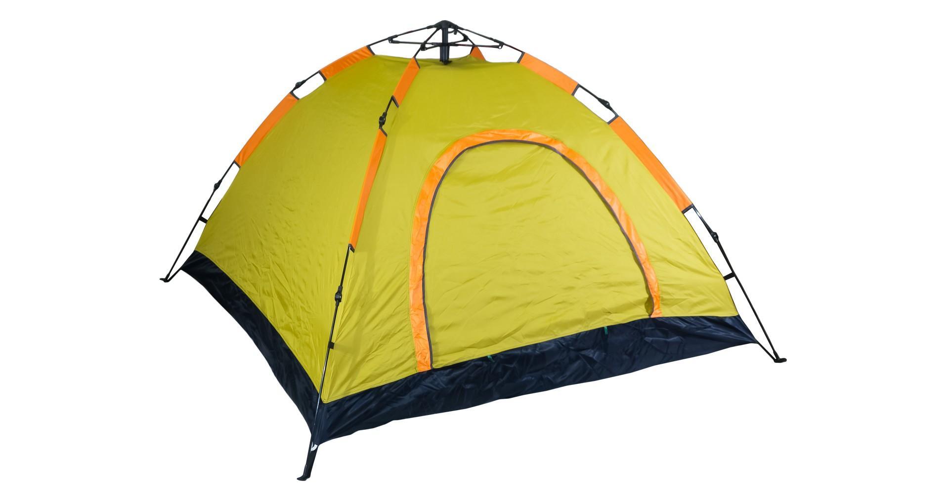 Палатка автоматическая D&T - 2 x 2 м 4