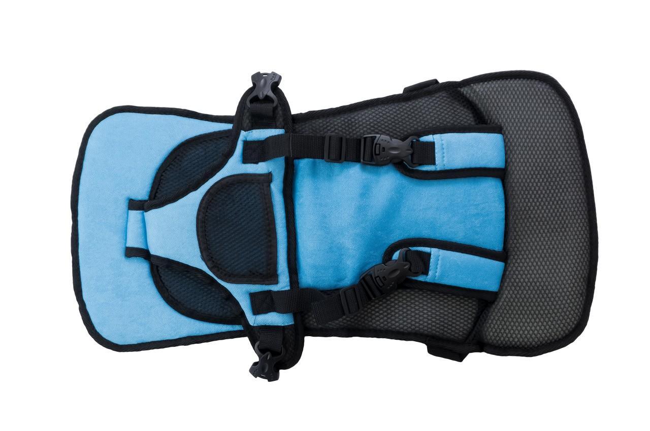 Бескаркасное детское автокресло PRC - Car Cushion NY- 26 4