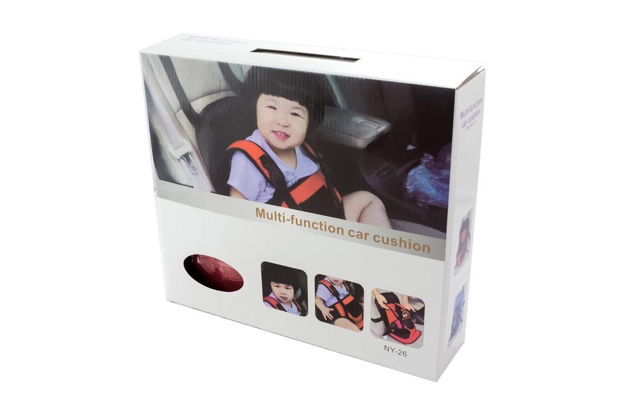 Бескаркасное детское автокресло PRC - Car Cushion NY- 26 5