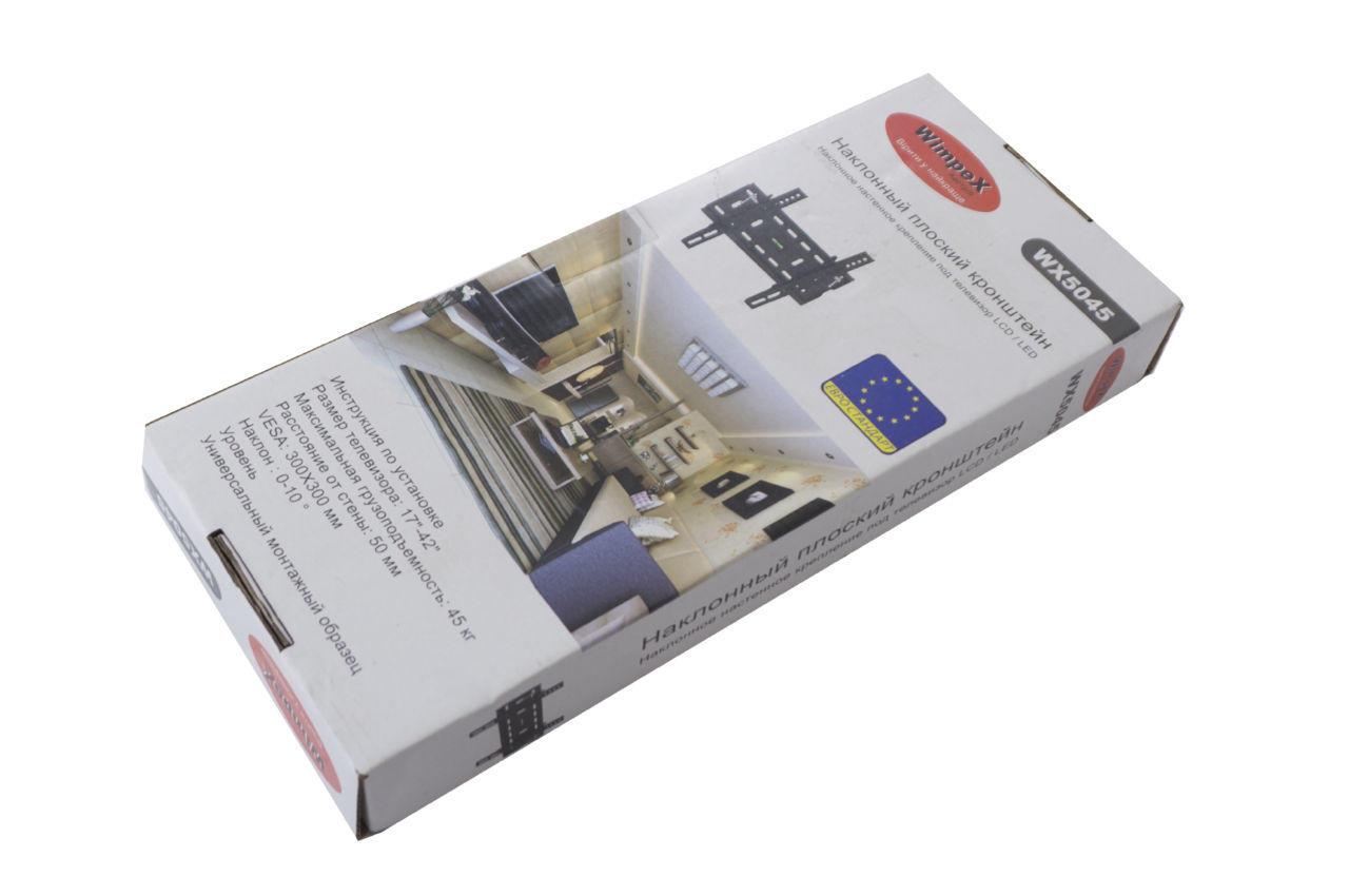 Кронштейн для телевизора Wimpex - 300 x 300 мм x 45 кг 3