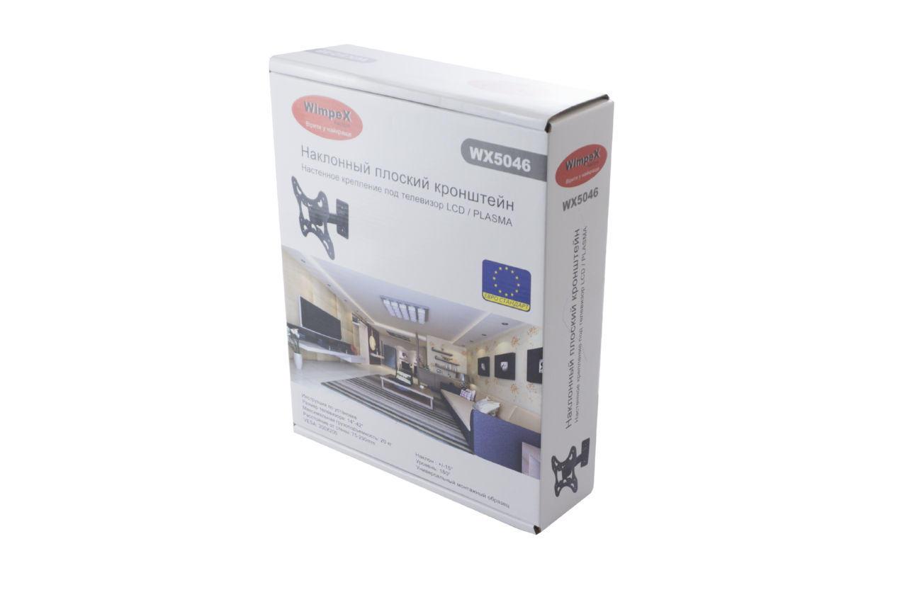Кронштейн для телевизора Wimpex - 200 x 200 мм x 20 кг 3