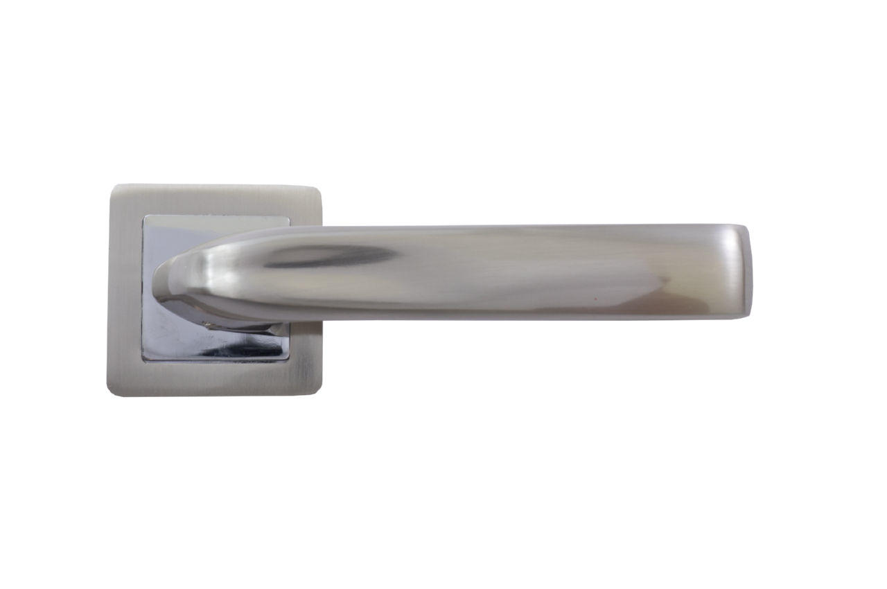 Ручка на розетке FZB - Sofia C038QX3 SN/CP 15-170-002 1