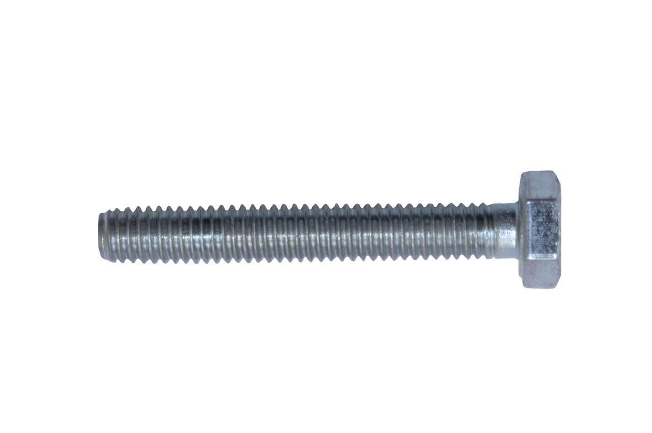Болт шестигранный Apro - 6 x 40 мм DIN 933 (25 шт.) 1