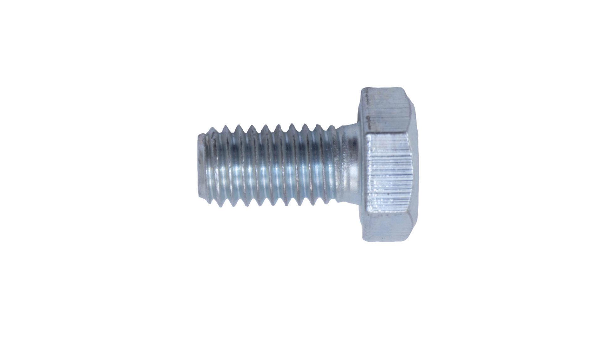 Болт шестигранный Apro - 8 x 16 мм DIN 933 (50 шт.) 3