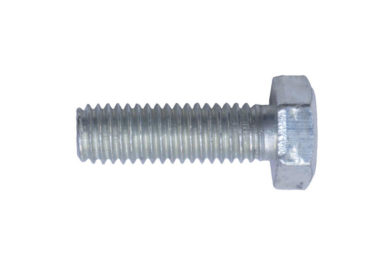 Болт шестигранный Apro - 8 x 25 мм DIN 933 (25 шт.) 1