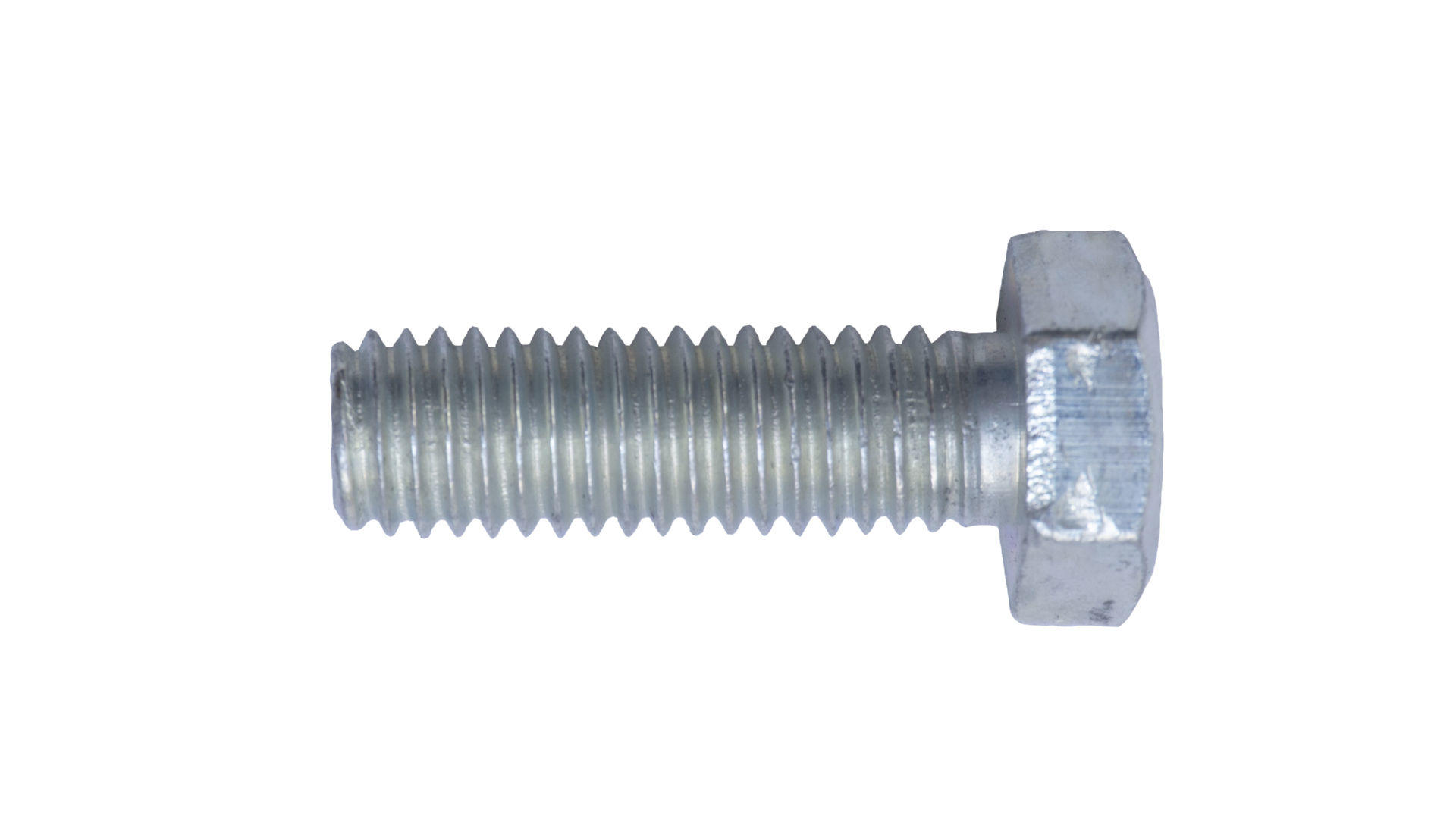 Болт шестигранный Apro - 8 x 25 мм DIN 933 (25 шт.) 3
