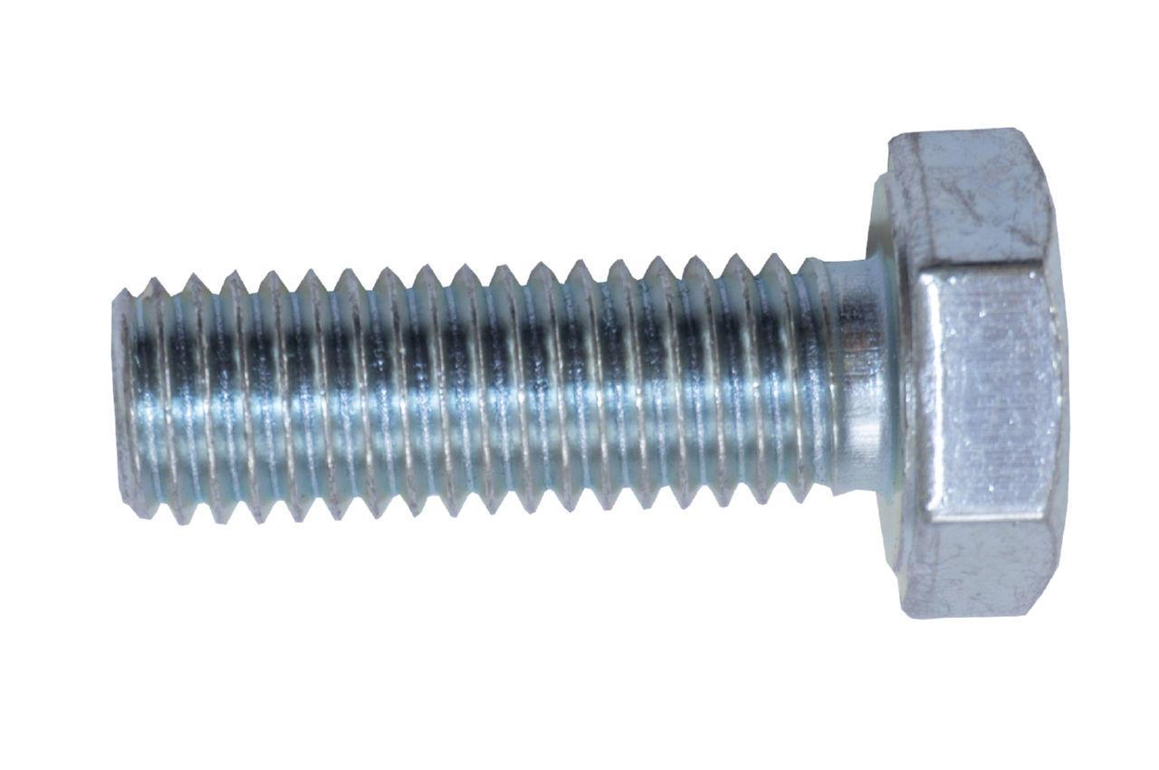 Болт шестигранный Apro - 10 x 30 мм DIN 933 (20 шт.) 1