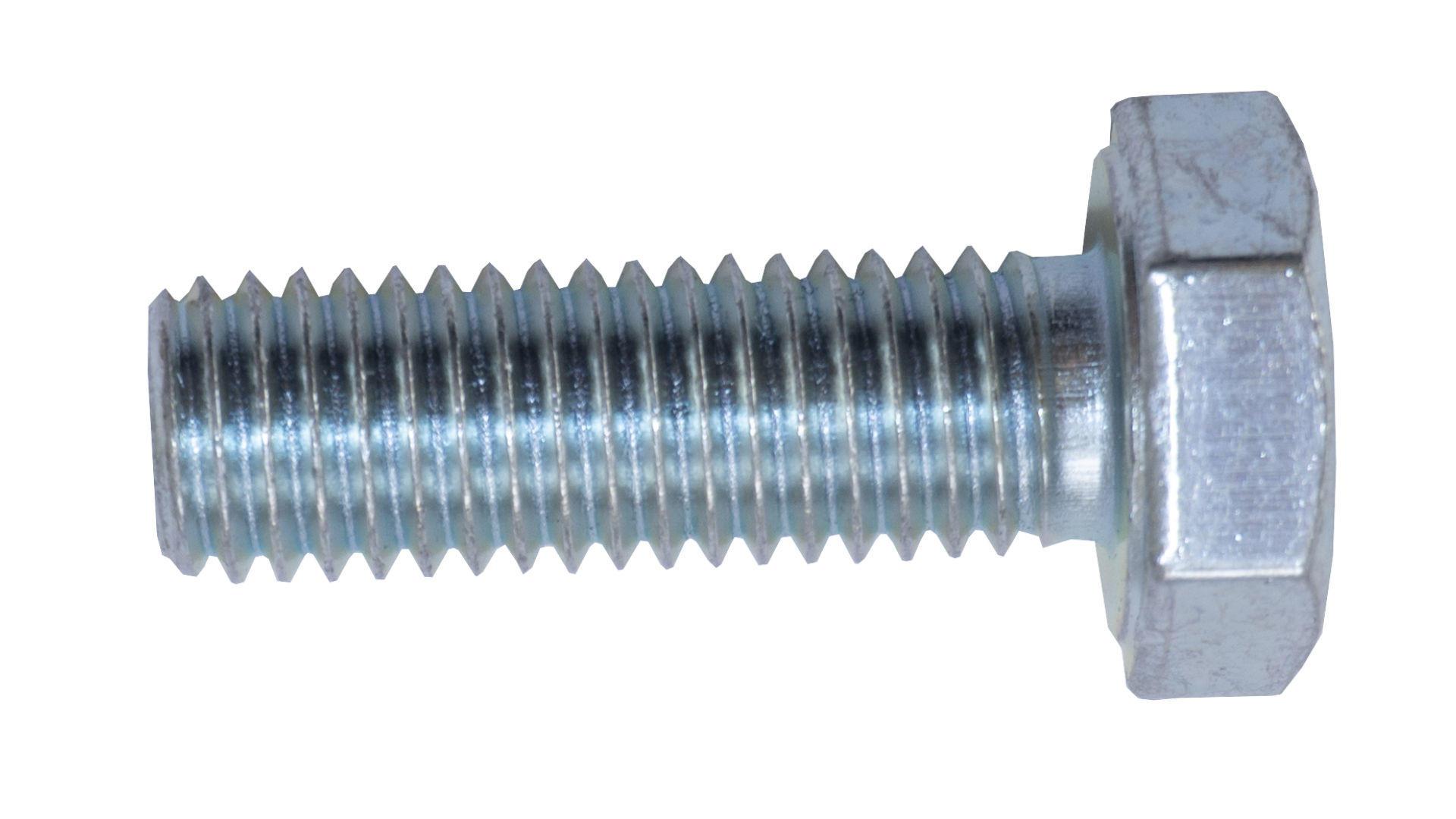 Болт шестигранный Apro - 10 x 30 мм DIN 933 (20 шт.) 3