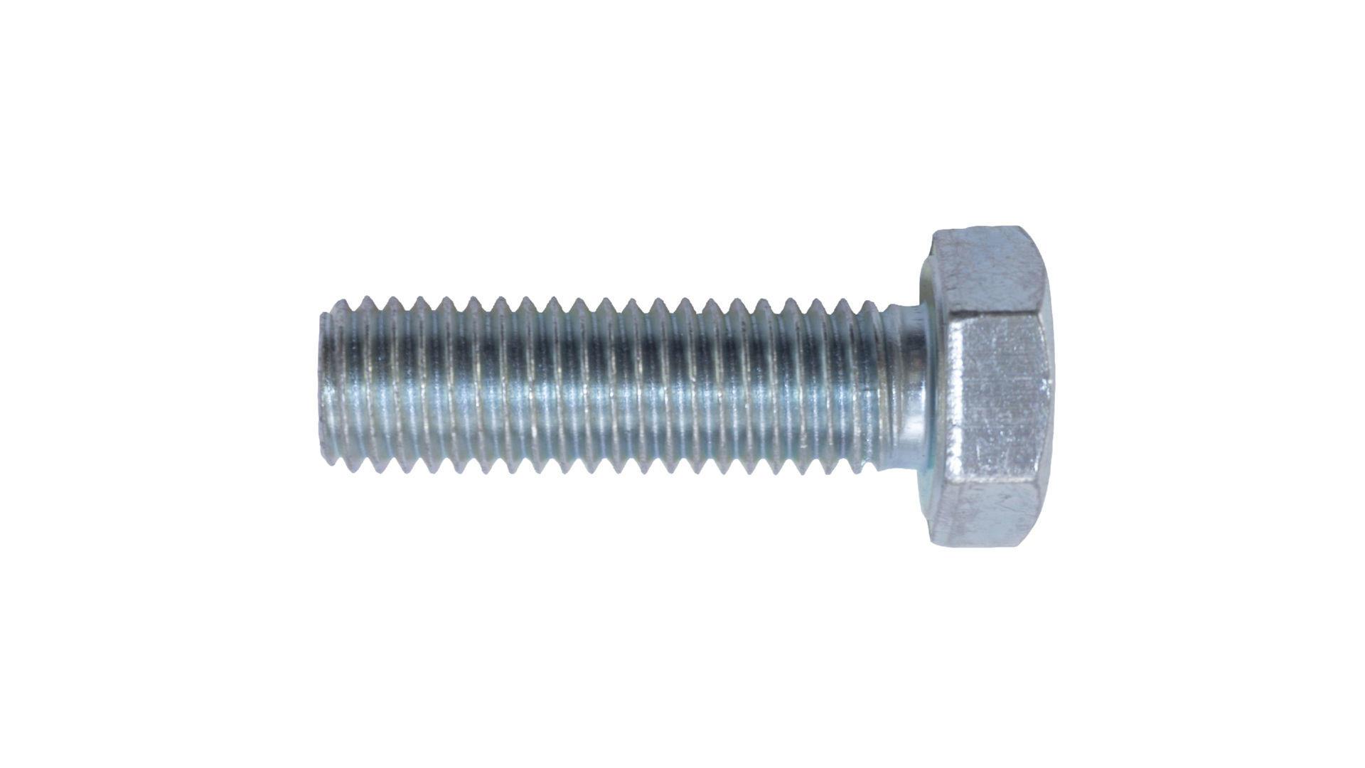 Болт шестигранный Apro - 12 x 40 мм DIN 933 (10 шт.) 3