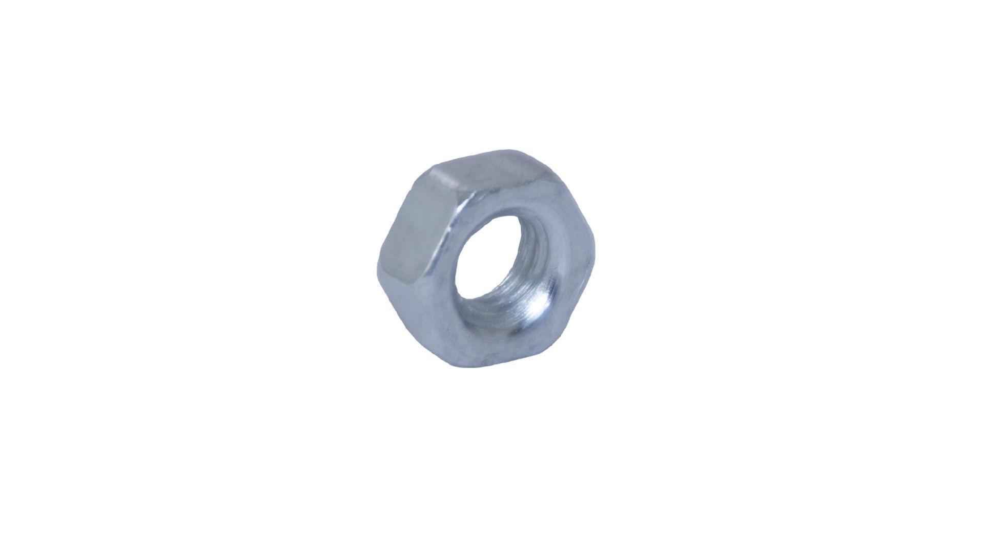 Гайка шестигранная Apro - М4 DIN 934 (400 шт.) 3
