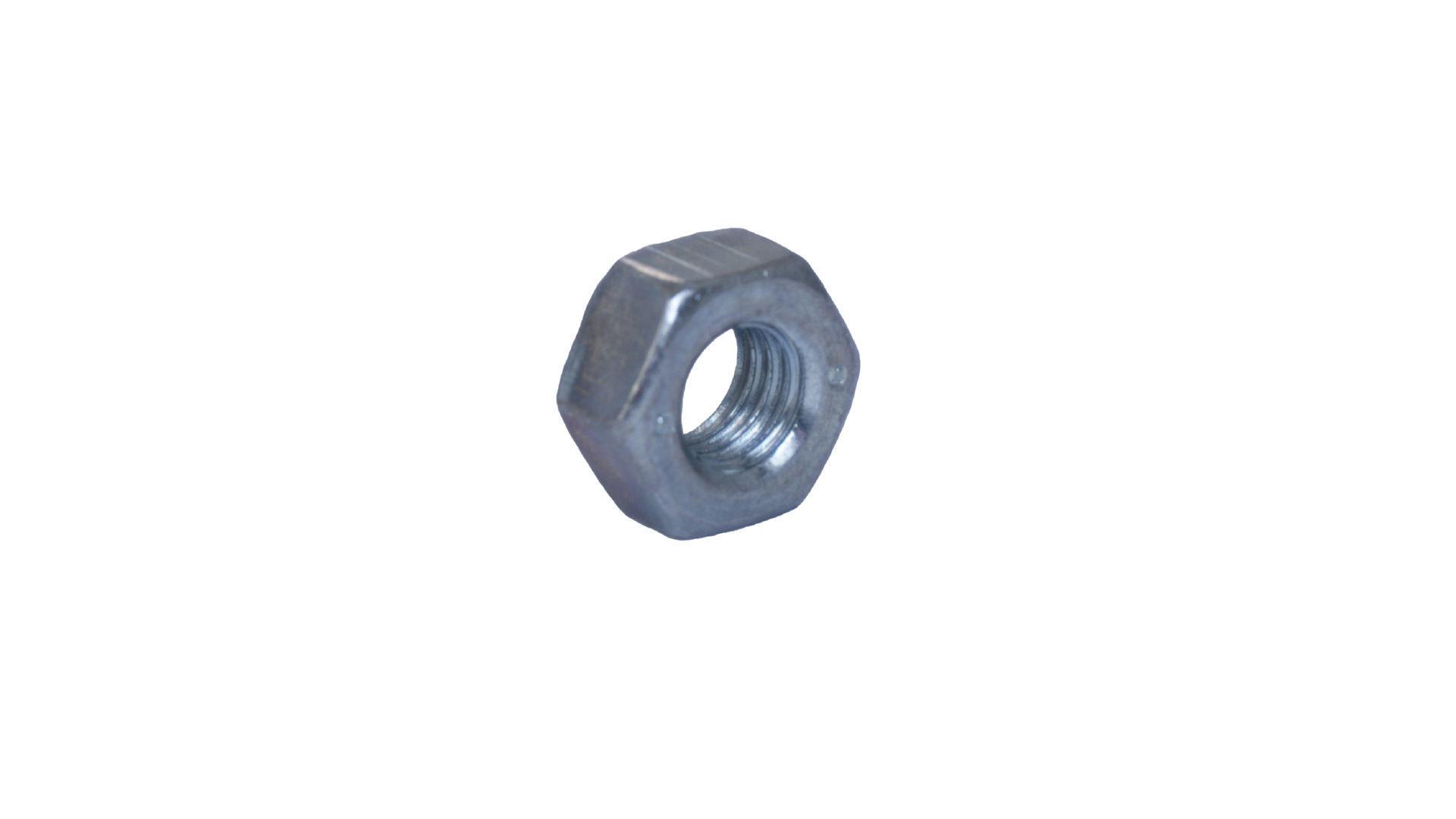 Гайка шестигранная Apro - М6 DIN 934 (200 шт.) 3