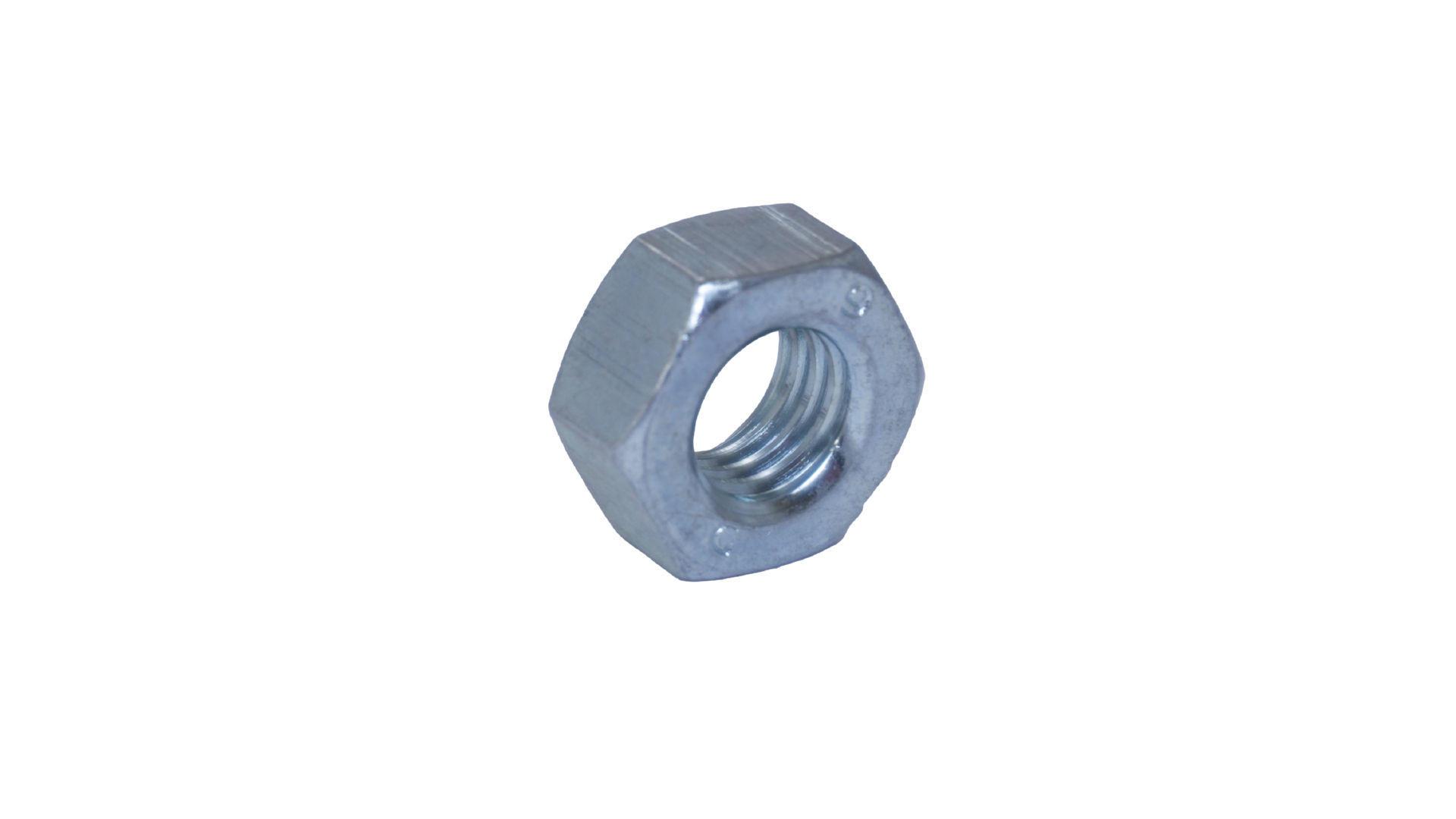 Гайка шестигранная Apro - М8 DIN 934 (100 шт.) 3