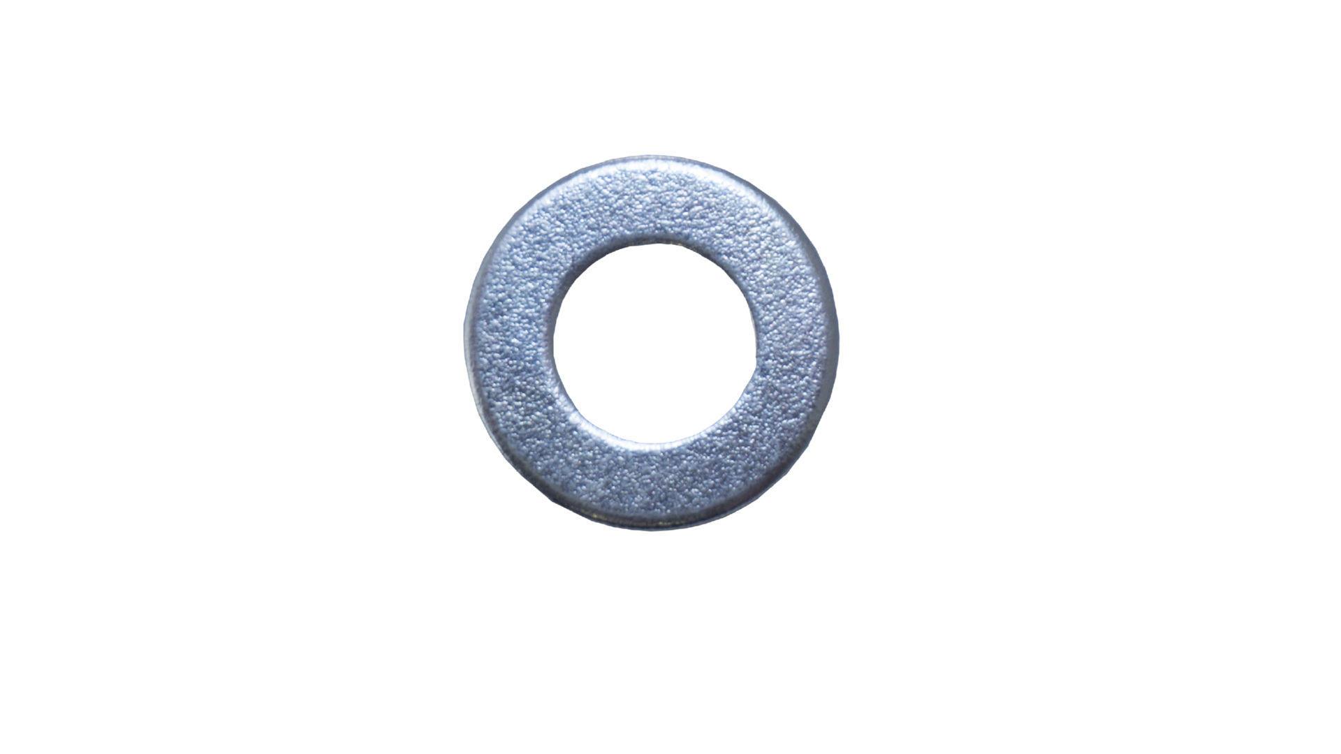 Шайба плоская Apro - М8 DIN 125 (200 шт.) 3